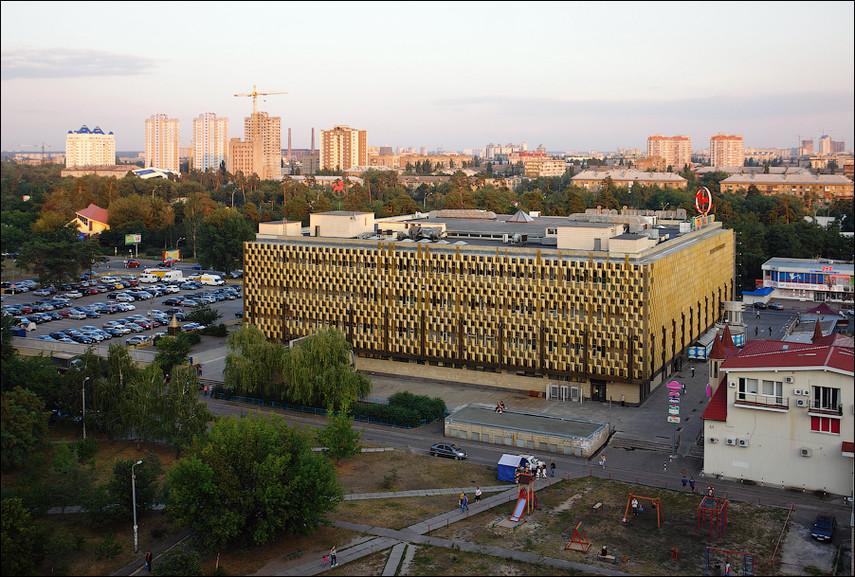 Детский мир» на Дарнице. Фоторепортаж. ABCnews - строительство ... 4062c6c7b65