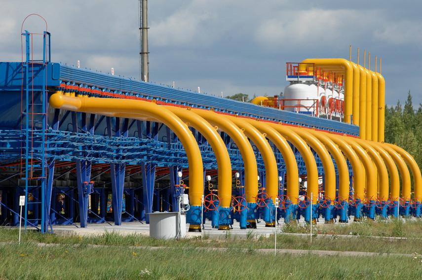Украина накопила вПХГ практически 10 млрд куб. мгаза