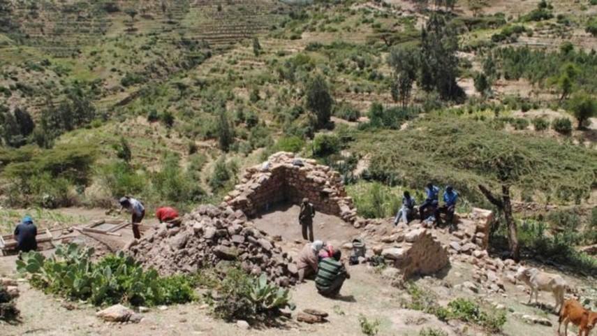 ВЭфиопии обнаружен забытый город