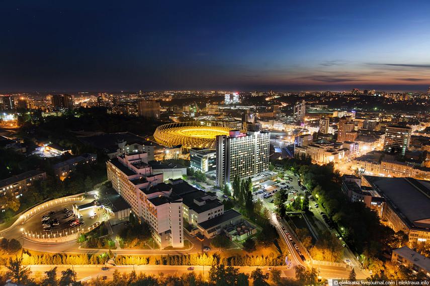 Киев стал одним из самых дешевых городов мира для туристов