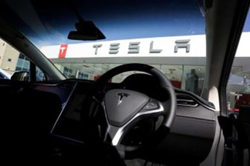 Tesla согласилась опроизводстве электромобилей вКитайской народной республике