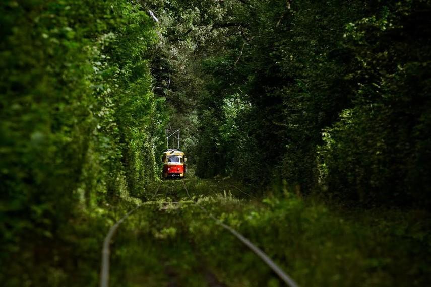 ВКиеве прекратят работу два трамвайных маршрута
