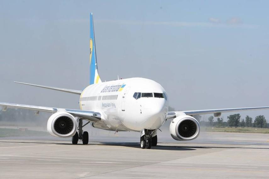 МАУ хочет построить ангар ваэропорту Борисполь