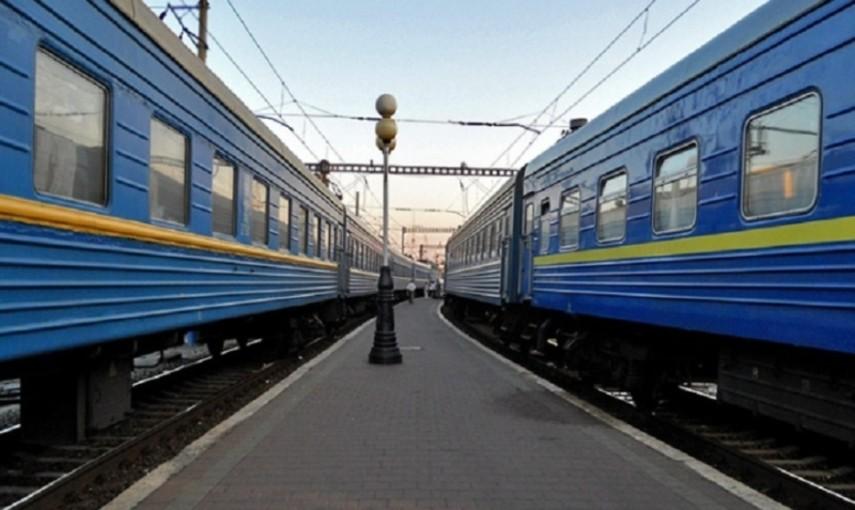 Варна: «Укрзализныця» прибавила беспересадочній вагон Киев