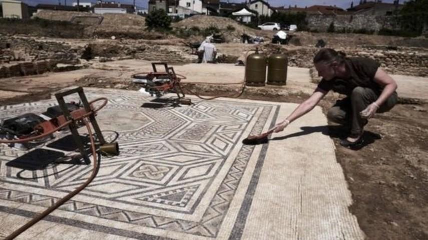 ВоФранции археологи обнаружили «маленькие Помпеи»