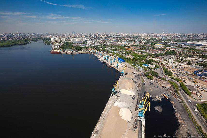 Впорту «Южный» открыт перевалочный комплекс мощностью 550 тыс. тонн