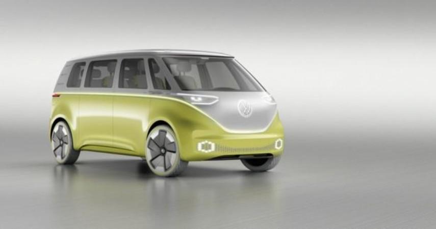 Фольксваген представит серийный электрический фургонID Buzz