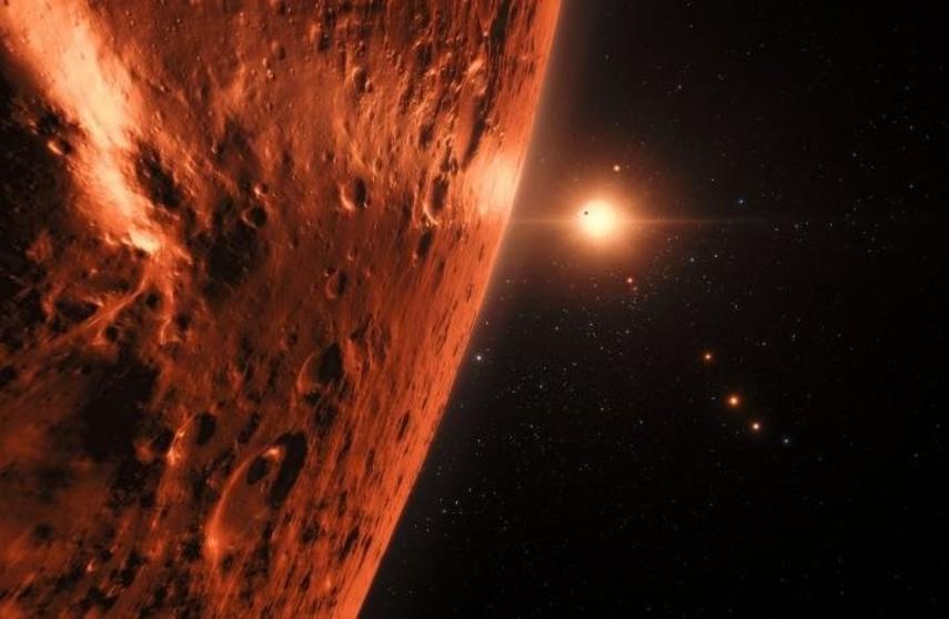 Океаны с жидкой водой обнаружены на семи экзопланетах