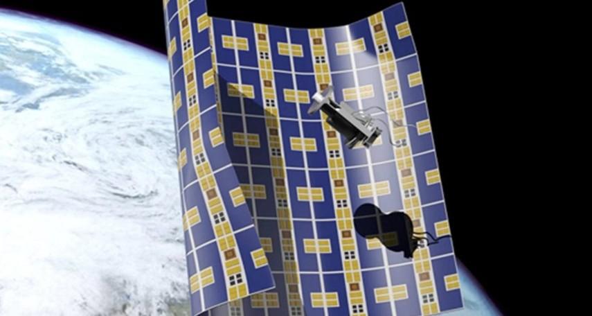 NASA будет ловить космический сор особыми одеялами