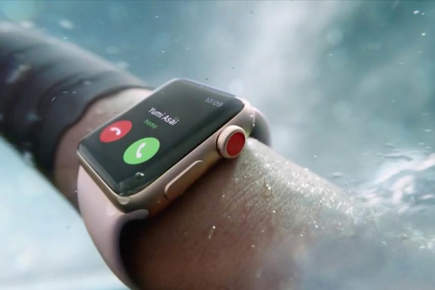 Apple презентовала новые Apple Watch