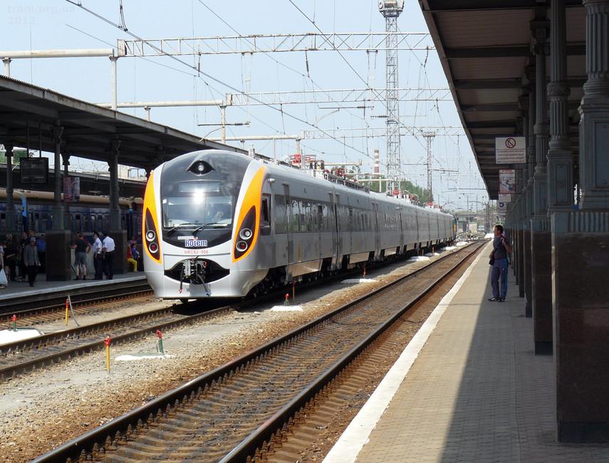 ВУкрзализныце сообщили, когда запустят поезд Одесса— Перемышль