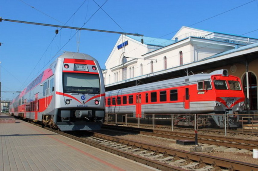 Европейская комиссия оштрафовала Литву заснятие рельсов влатвийскую Реньгу