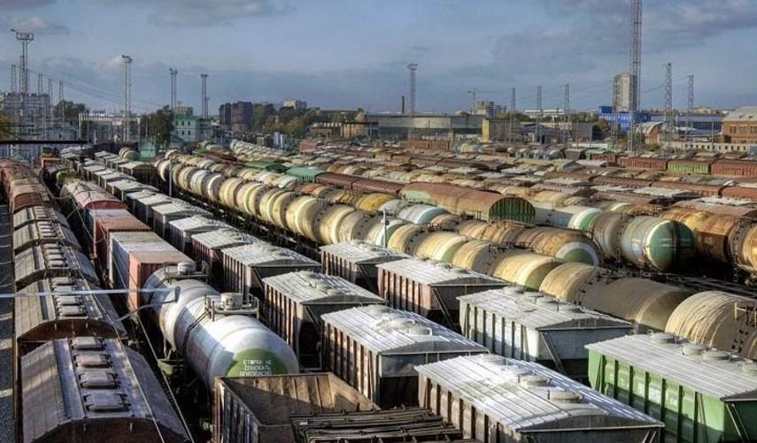 Вступили всилу повышенные тарифы «Укрзализныци» нагрузоперевозки