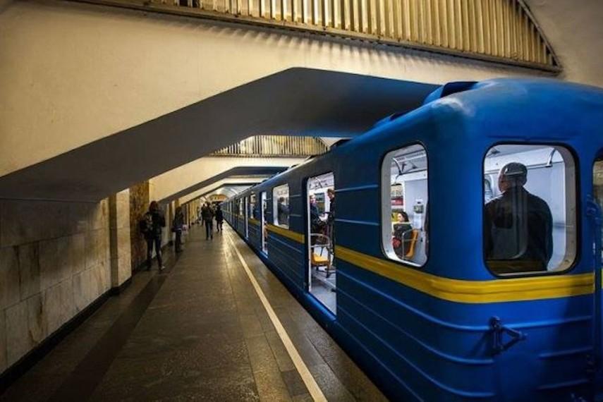 ВКиеве три станции метро закроют вход из-за футбола