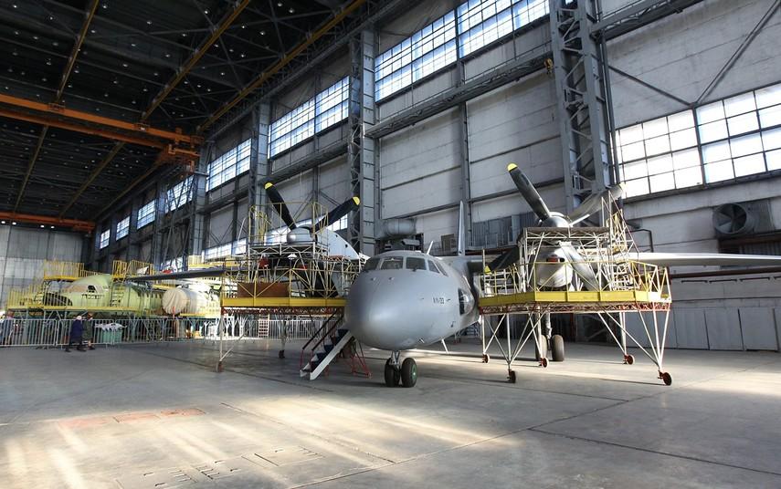 Компания изсоедененных штатов выделит 150 млн долларов «Харьковскому авиазаводу»