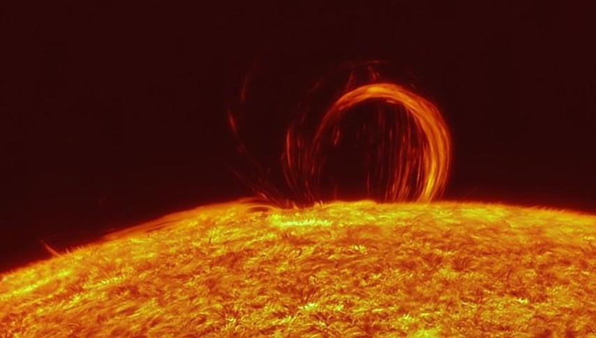 Состороны Солнца, обращенной кЗемле, пропали все пятна— Астрономы