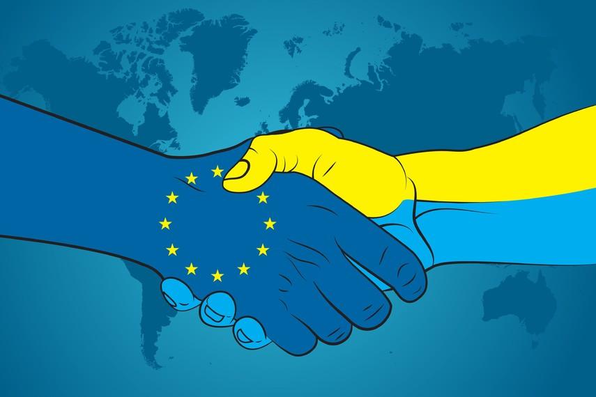 Украинцы обогнали сирийцев поколичеству новых видов нажительство в государствах ЕС