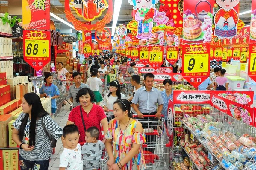 Alibaba покупает долю вкитайских Auchan