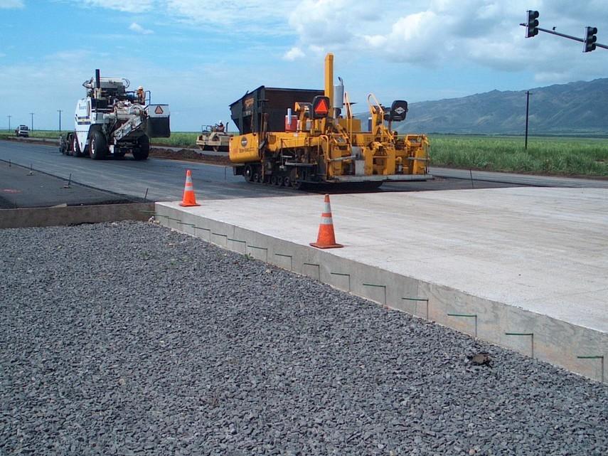 Между украинскими портами хотят проложить бетонную дорогу