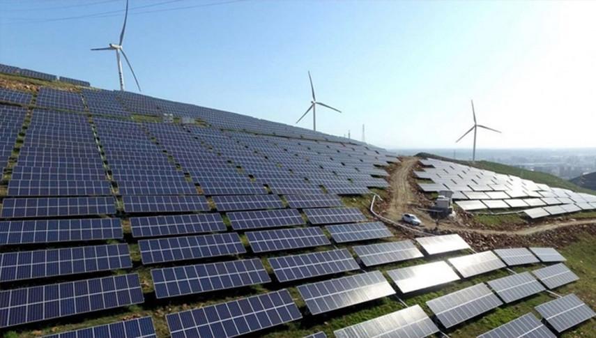 Компания Google на100% перешла напотребление только ветряной исолнечной электрической энергии