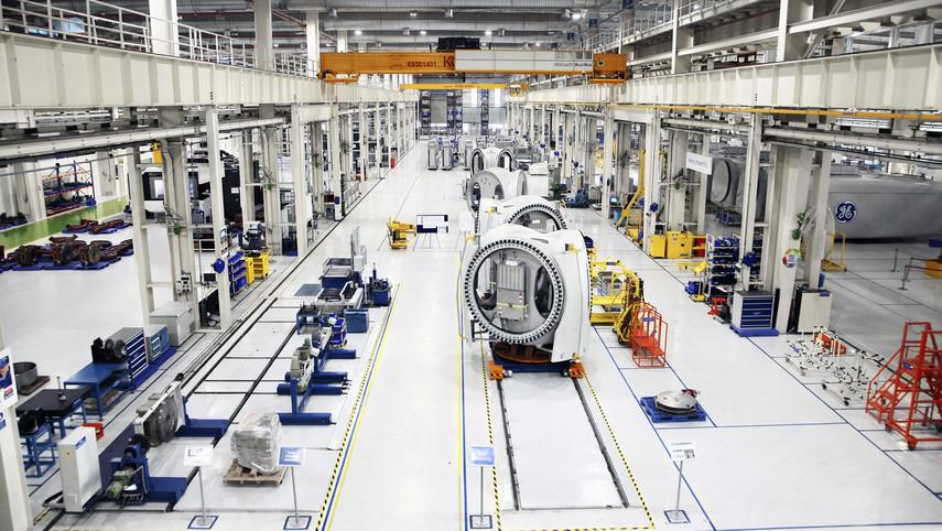 General Electric сокращает 12 тысяч рабочих мест