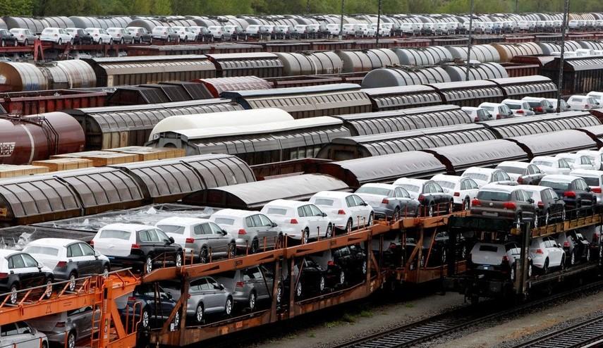 ВУкраинском государстве значительно подскочило производство авто