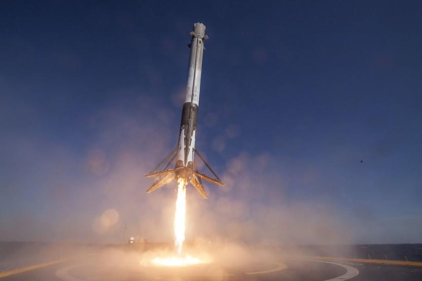 Жители Америки отправили кМКС ракету икосмический корабль «непервой свежести»