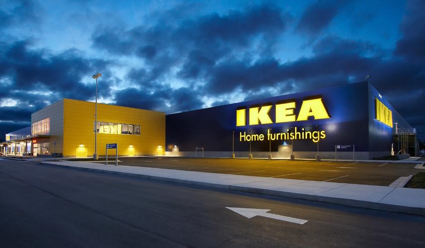 IKEA планирует зайти наукраинский рынок напротяжении 2-х лет