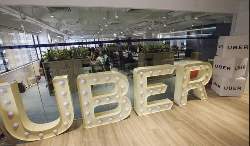 Утечка персональных данных клиентов Uber в предыдущем 2016г. не задела жителей РФ