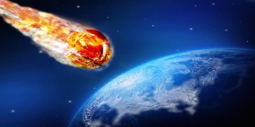 Ученые отыскали следы столкновения огромного астероида сЗемлей