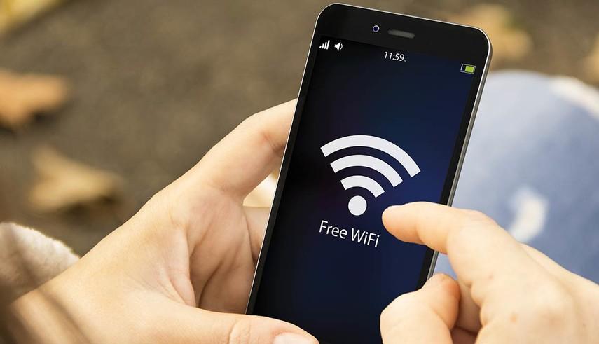 Начетырех столичных площадях запустили бесплатный Wi-Fi
