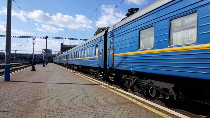 Попросьбам граждан Донбасса «Укрзалізниця» изменила график поезда наЛуганщину