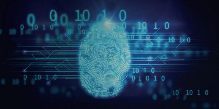 Вбанковские карты карты встроят сканер отпечатка пальца