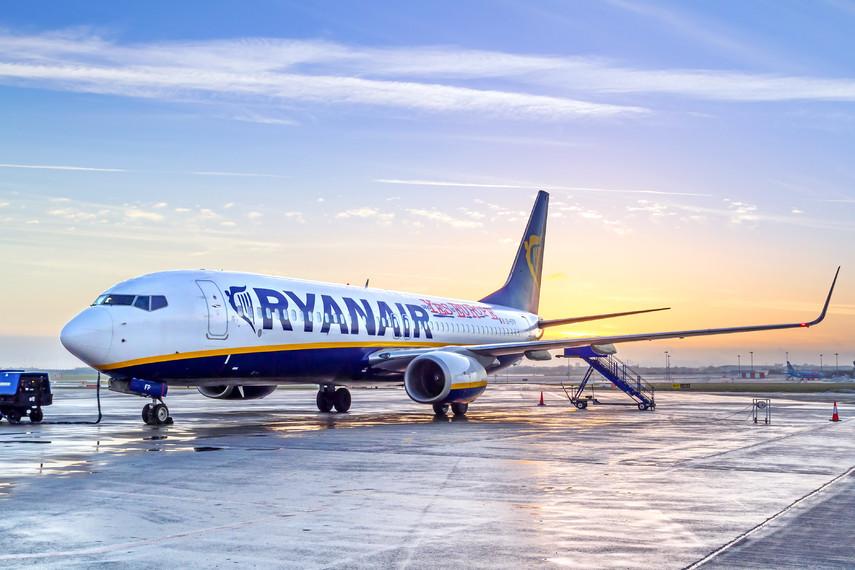 Ирландская лоукост-компания Ryanair планирует летать веще три города Украинского государства