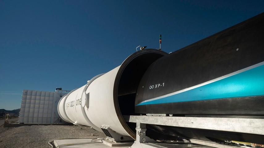 Стали известны сроки запуска тестовой площадки Hyperloop вУкраинском государстве