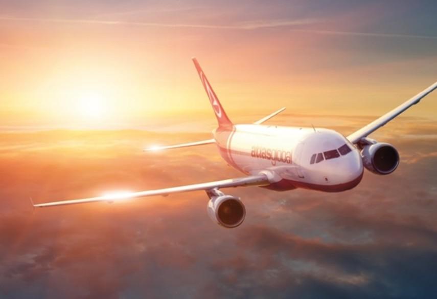 Atlasjet отменил все рейсы изУкраины вСтамбул