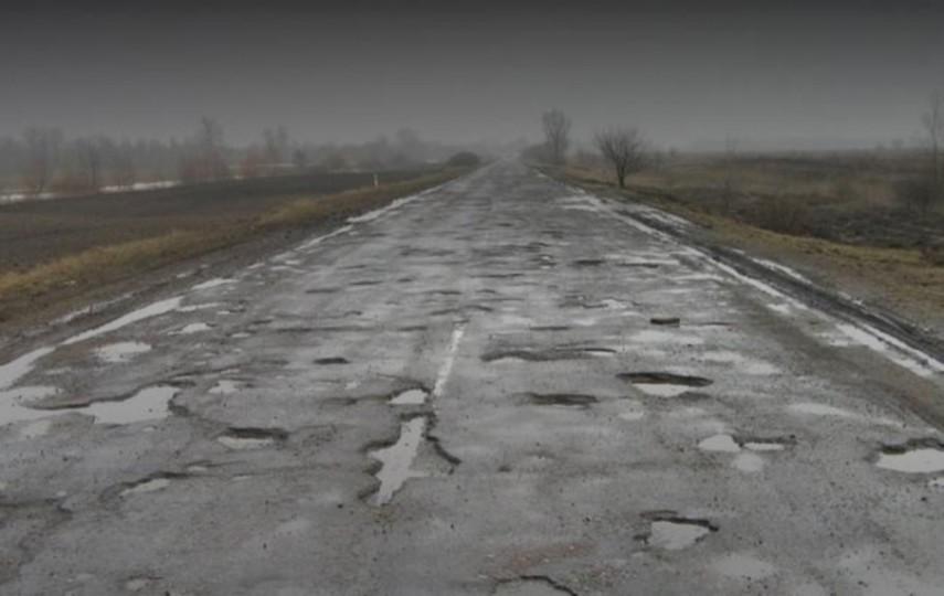 На вукраине устарели 94% дорог
