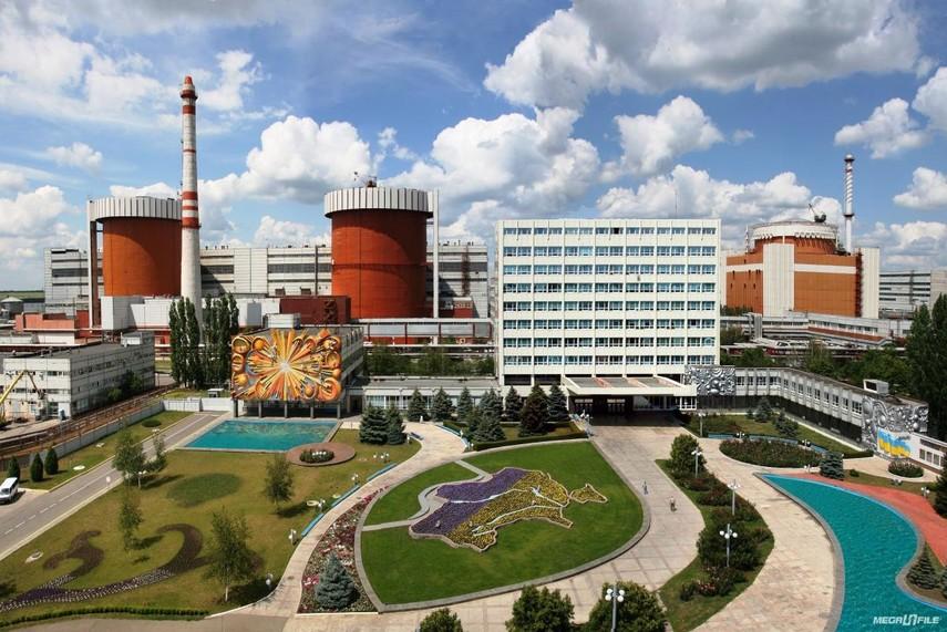 Автоматическая защита отключила отэнергосистемы энергоблок №6 Запорожской АЭС