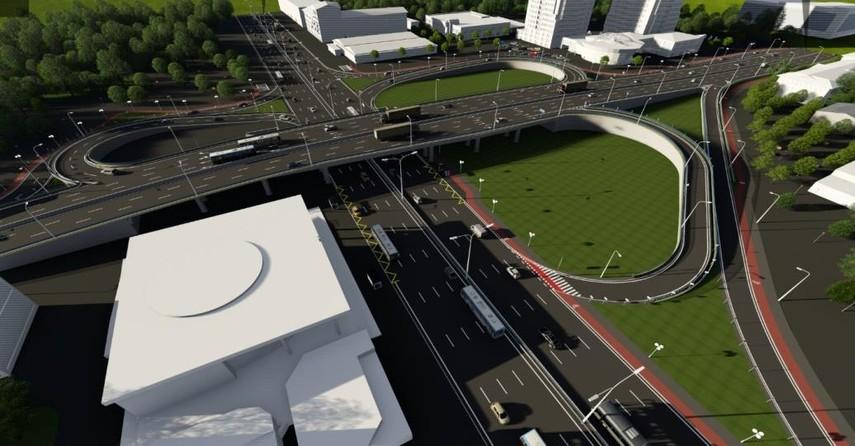 ВКиеве совсем скоро осложнится движение на актуальнейших транспортных магистралях