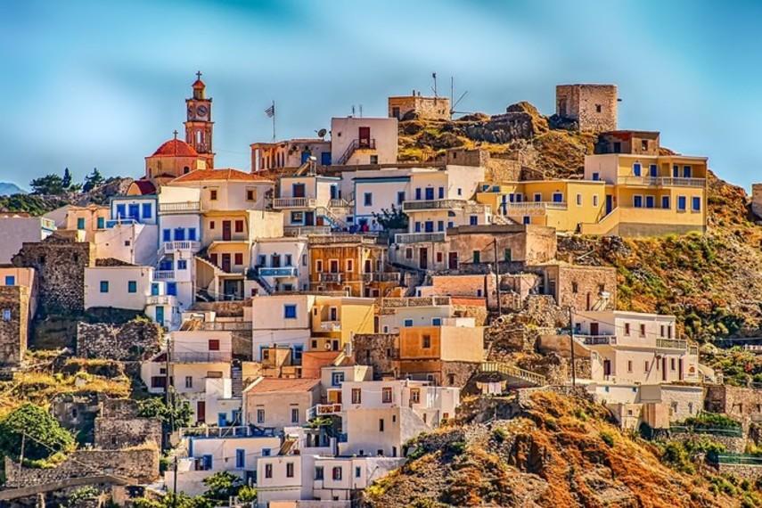 Апартаменты в катерини греция