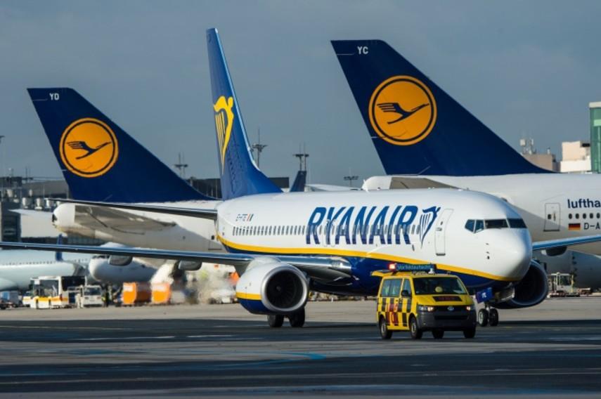 Пилоты ибортпроводники ирландской компании «Ryanair» объявили 24-часовую забастовку