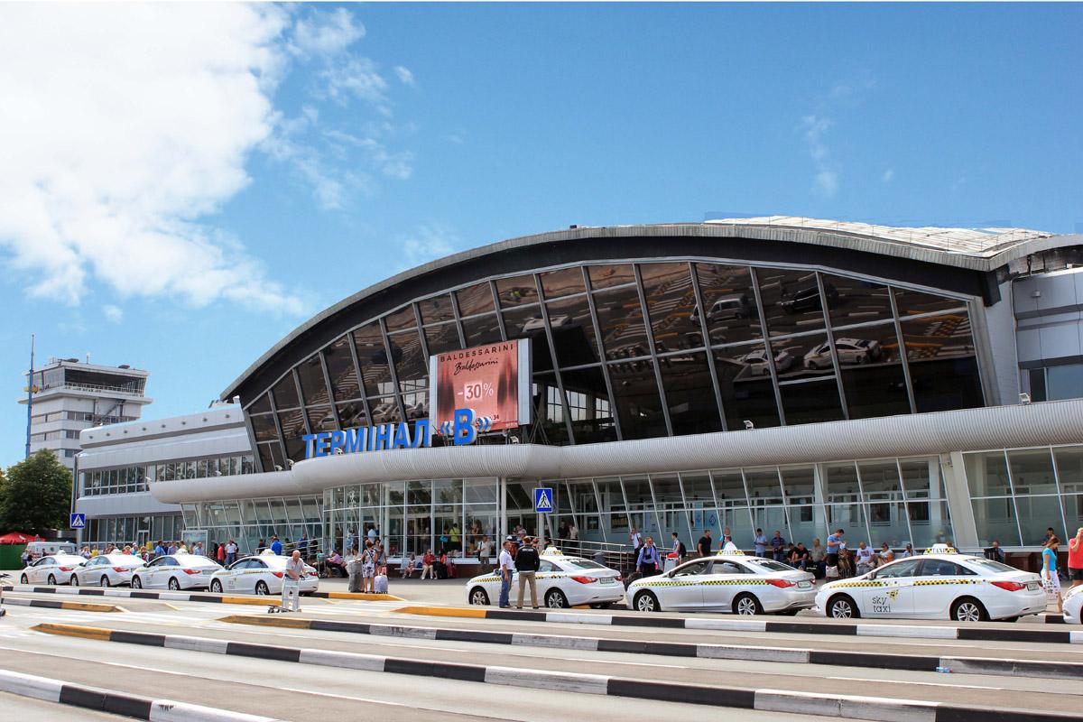 Аэропорт «Борисполь» подвергся «спам-атаке»: вероятны задержки рейсов