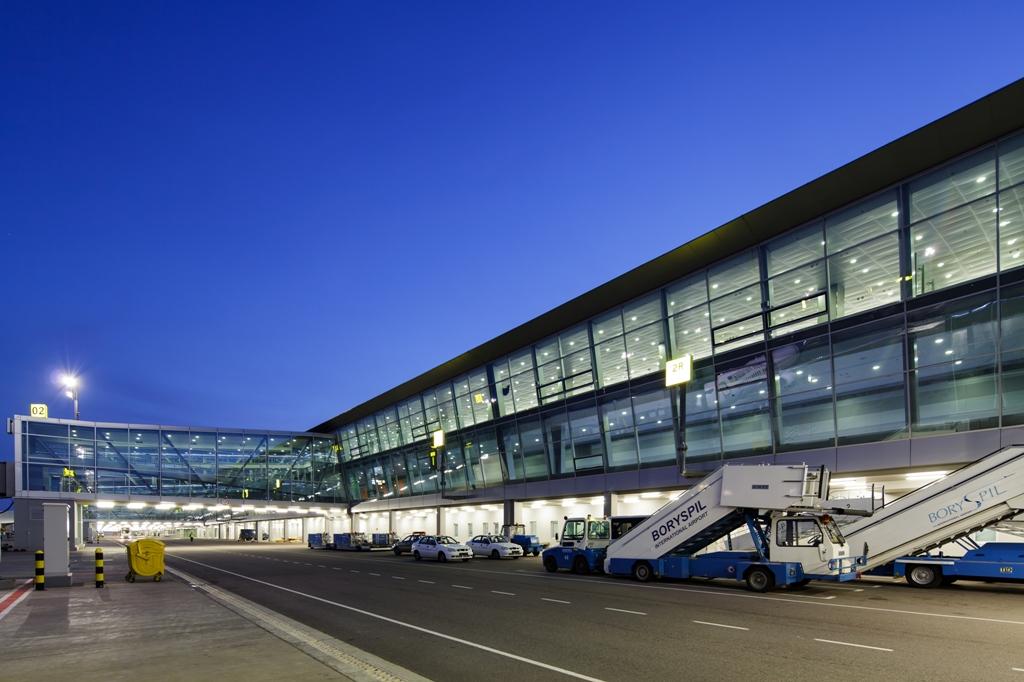 «Борисполь» атаковали хакеры— вероятны задержки рейсов