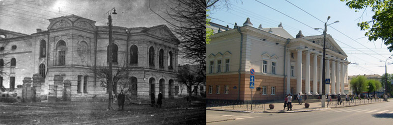 Как в Виннице открывали театр (фото) - фото 1